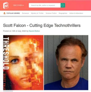 Scott Falcon interview